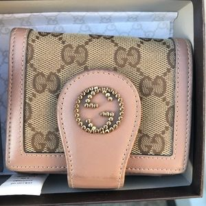 Gucci wallet (authentic with original price tag)